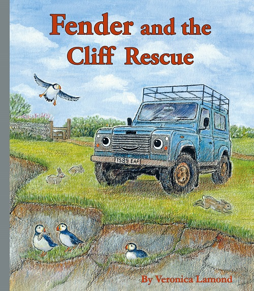 Fender and the Cliff Rescue Small Cover