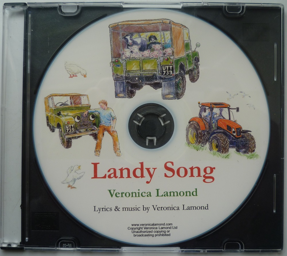 Landy's Song CD - low res