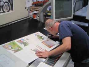 Richard printing