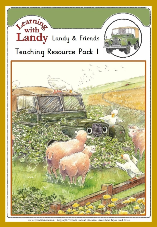 Landy Books Teaching Pack