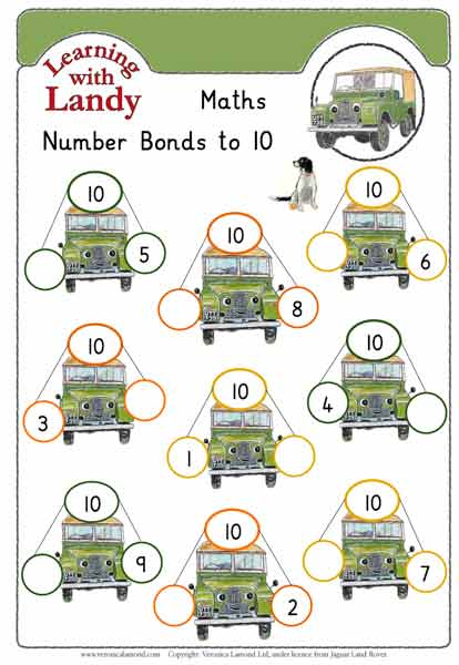 Numbers With Landy