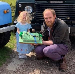 Dorothy and Dad crop