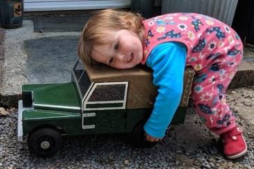 Katie Dumont's daughter 2