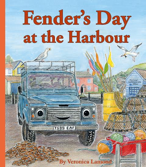Fenders Day at The Harbour Cover