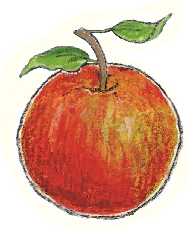 This image has an empty alt attribute; its file name is apple.jpg